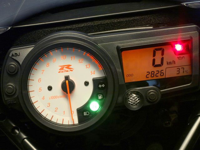 Mantenimiento moto: régimen de ralentí