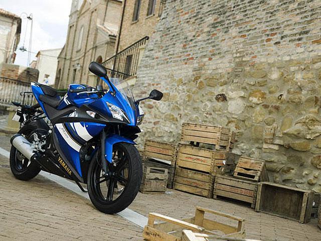 Imagen de Galeria de La Yamaha YZF-R125, la referencia de las 125 deportivas