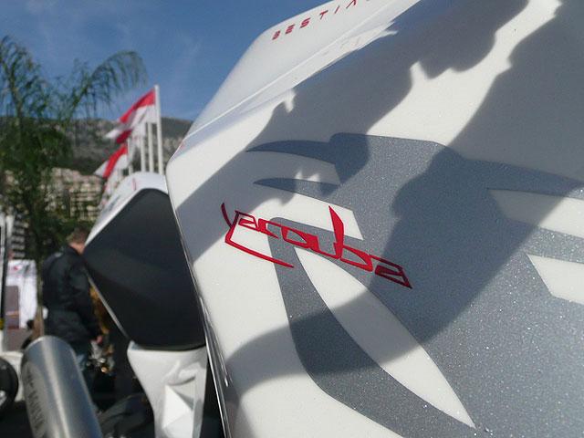 Imagen de Galeria de La MV Agusta Bestiale será una realidad