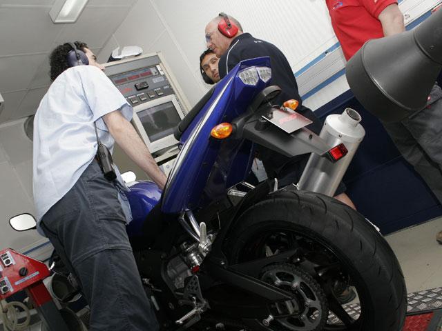 """Imagen de Galeria de """"20 minutos"""" considera un error reducir el impuesto de matriculación a las motos"""