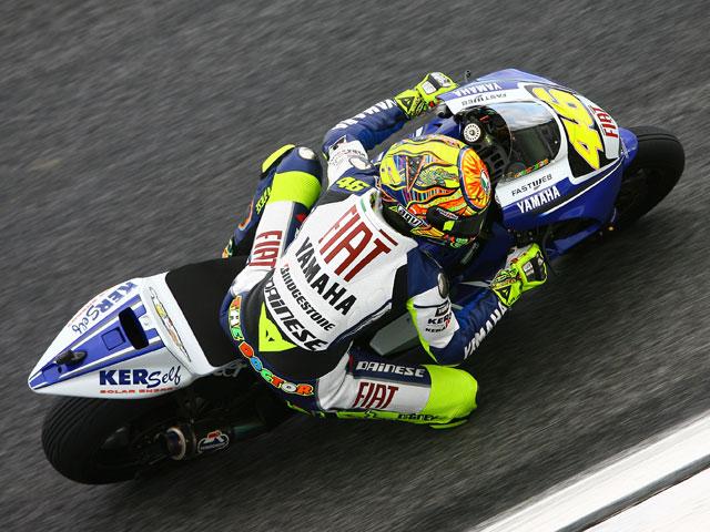 Lorenzo (Yamaha), pole y Pedrosa (Honda), segundo. MotoGP habla español