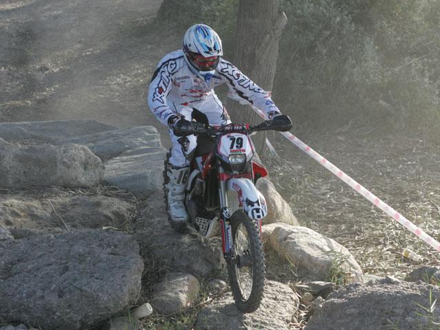 Imagen de Galeria de Duelo entre Iván Cervantes (KTM) y Cristóbal Guerrero (Yamaha)