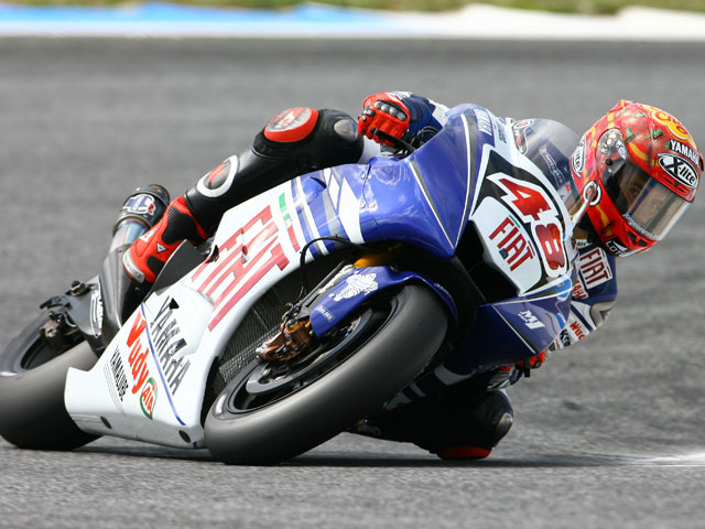 Imagen de Galeria de Primera victoria de Jorge Lorenzo (Yamaha) en MotoGP
