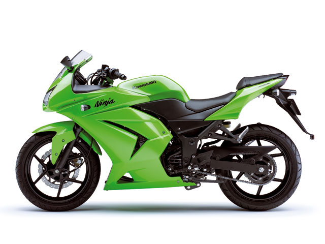 Imagen de Galeria de La Kawasaki Ninja 250R, ya disponible