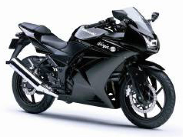 La Kawasaki Ninja 250R, ya disponible