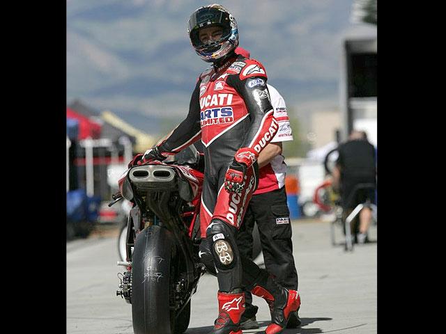 Ducati abandona el AMA de SBK
