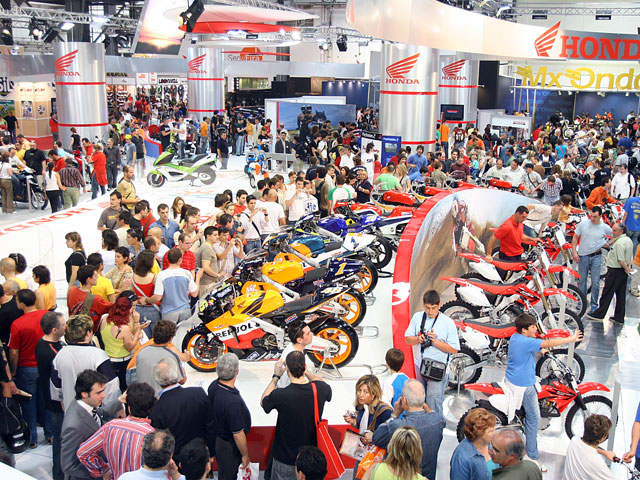 MotOh, Salón de la Moto 2008. Presentado oficialmente