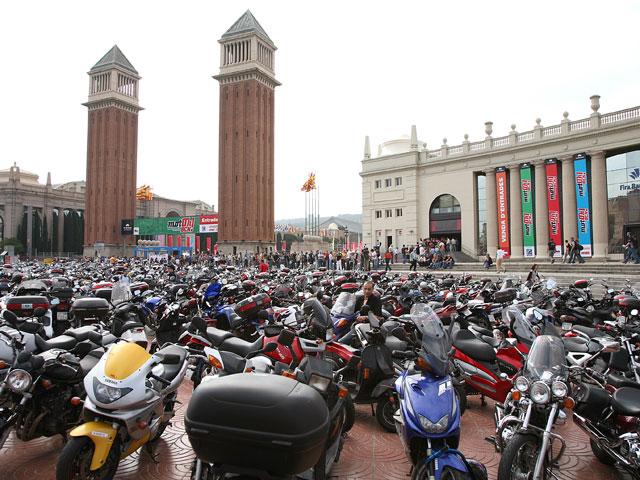 Imagen de Galeria de MotOh, Salón de la Moto 2008. Presentado oficialmente