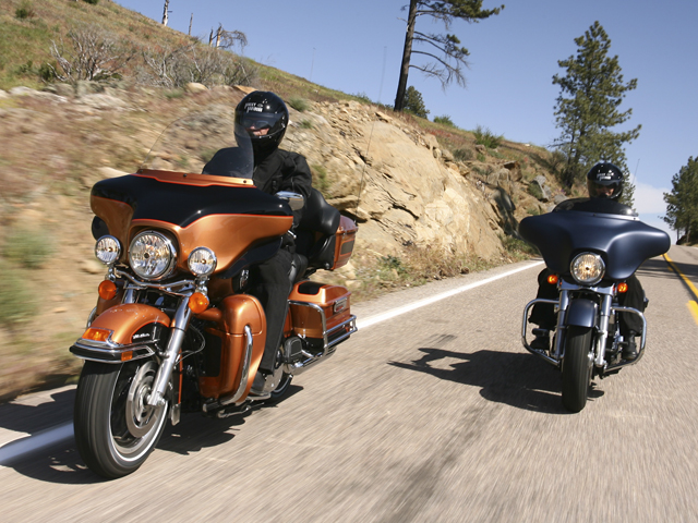Harley Davidson y Buell Experience Tour 2008