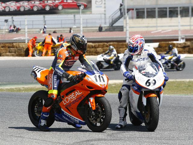 Comienza el Trofeo RACE de Motociclismo