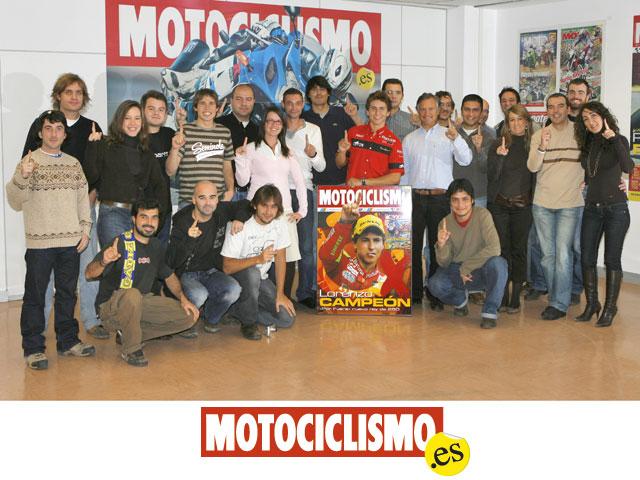 Imagen de Galeria de Motociclismo.es celebra su segundo aniversario