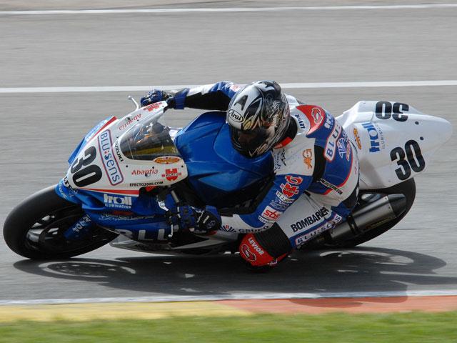 Imagen de Galeria de Kenny Noyes (Suzuki), pole en Formula Extreme