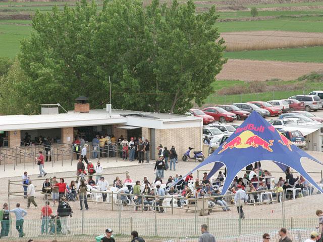 Imagen de Galeria de Pourcel (Kawasaki) toma las riendas en el Motocross de Bellpuig