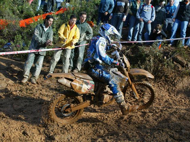 Iván Cervantes (KTM) se impone en el Nacional de Enduro