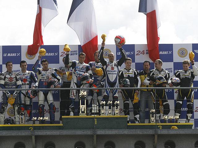 Imagen de Galeria de Doblete de Suzuki en las 24 Horas de Le Mans
