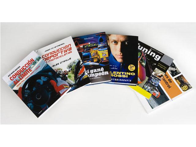 Imagen de Galeria de Día del libro. Lee sobre motos y coches