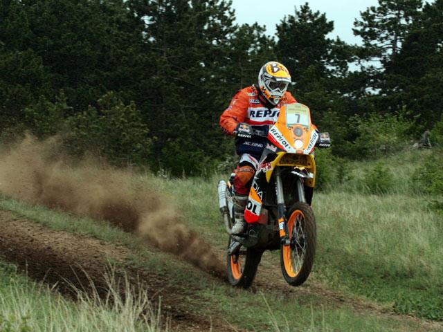 Imagen de Galeria de Cyril Despres (KTM) entra en escena en las Dakar Series