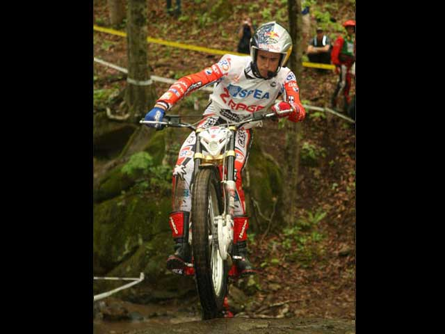 Toni Bou (Montesa) se pone al frente del Mundial de Trial