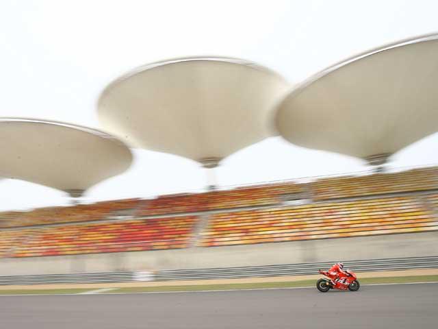 Imagen de Galeria de El último Gran Premio de Shanghai