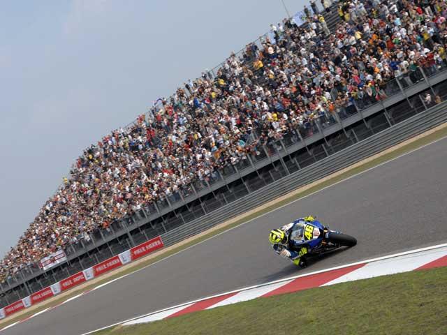 El último Gran Premio de Shanghai