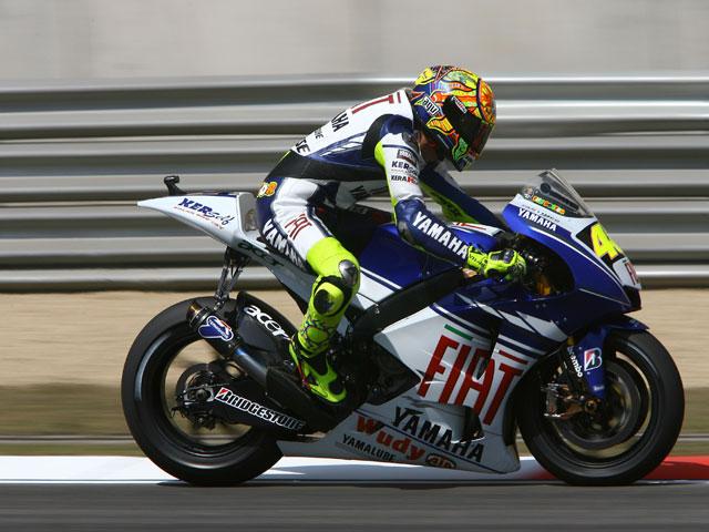 Jorge Lorenzo, ¡cuarto! Pole para Colin Edwards (Yamaha)