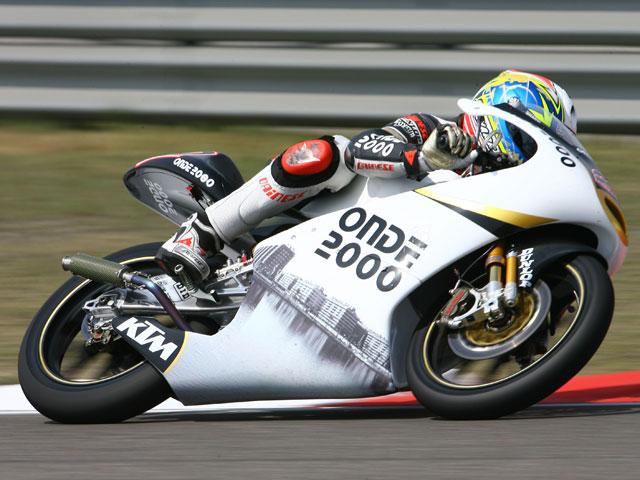 Imagen de Galeria de Pablo Nieto (KTM) no participará en el GP de China