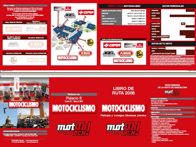 Imagen de Galeria de Libro de Ruta Motociclismo para MotOh! BCN