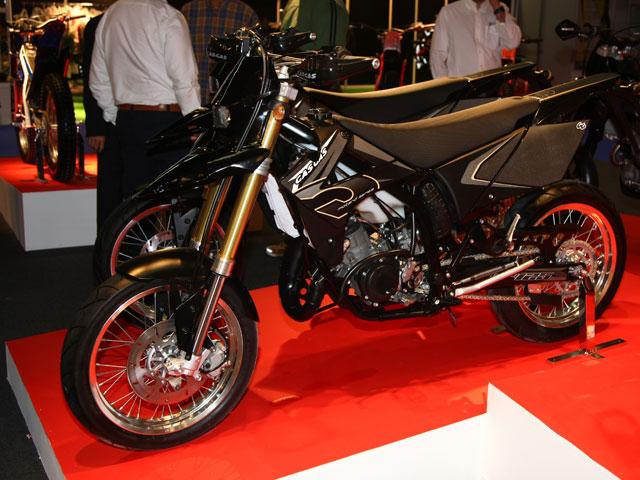 MotOh! 2008: Nueva estructura financiera de Gas Gas Moto