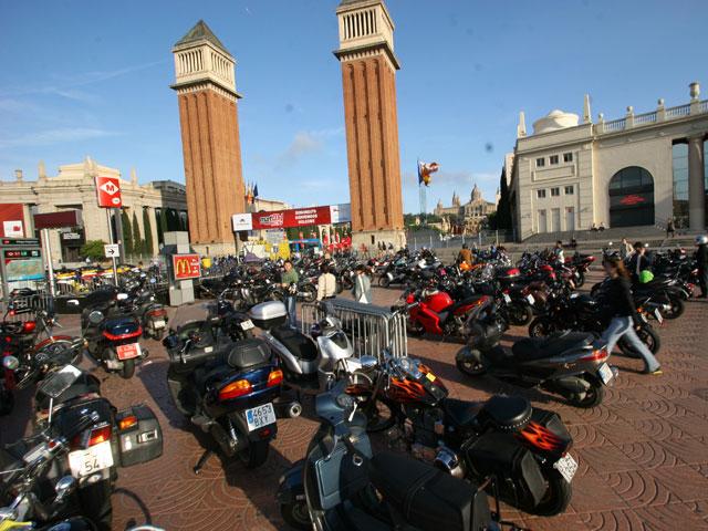 MotOh! 2008: El salón de la moto de Barcelona, abierto al público