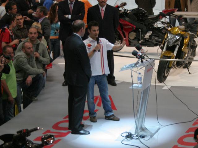 Imagen de Galeria de MotOh! 2008: El salón de la moto de Barcelona, abierto al público