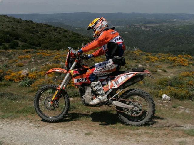 Despres con KTM se adjudica el Rally de Cerdeña
