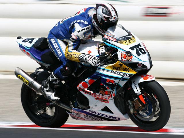 Haga (Yamaha) se hace con la victoria en SBK
