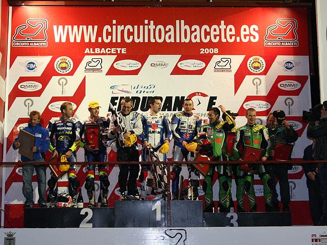 Imagen de Galeria de ¡Suzuki Catalá, segundos en las 6 Horas de Albacete!