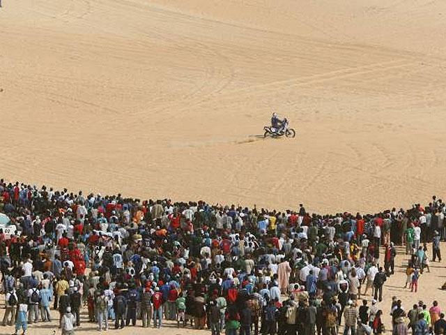 Africa Race, el nuevo París-Dakar