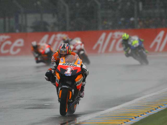 La acción del Mundial de MotoGP llega a Le Mans