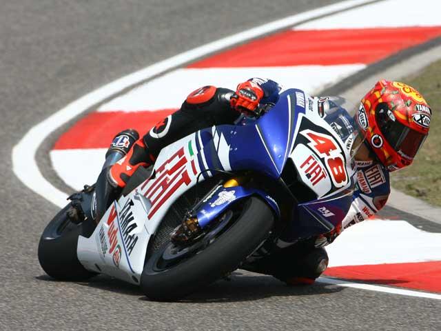 Imagen de Galeria de Jorge Lorenzo (Yamaha) correrá en el GP de Francia