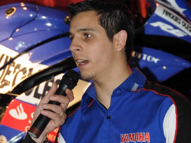 Presentado el equipo Yamaha Spain de motociclismo