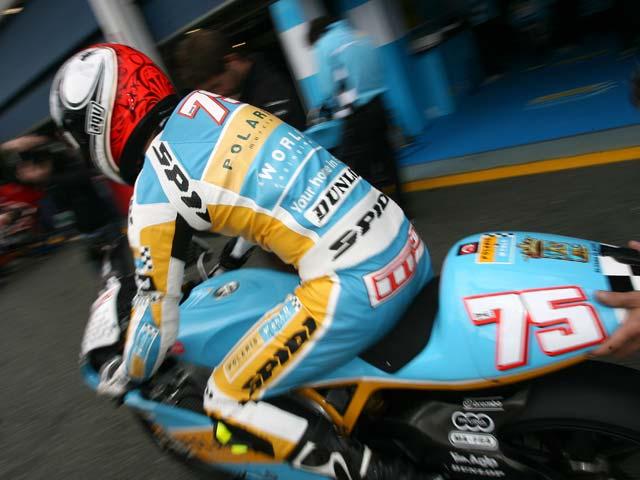 "Bautista (Aprilia) logra la ""pole virtual"" del Gran Premio de Francia"