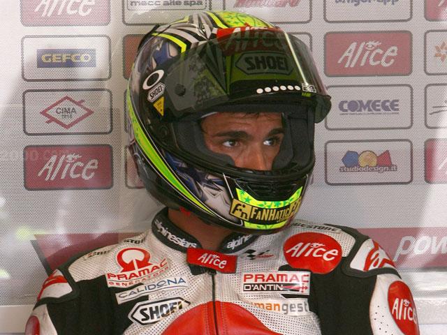 "Dani Pedrosa (Honda): ""Estoy muy satisfecho por mi primera pole esta temporada"""