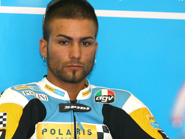 """Álex Debón (Aprilia): """"Hay que lograr el primer podio de la temporada"""""""