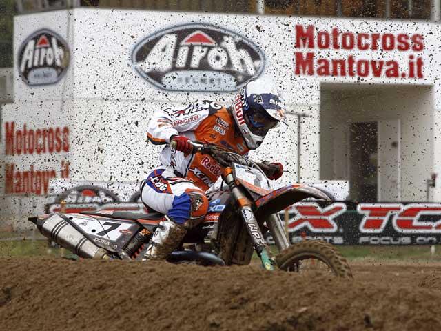 De Reuver (Honda) y Cairoli (Yamaha), protagonistas en Italia