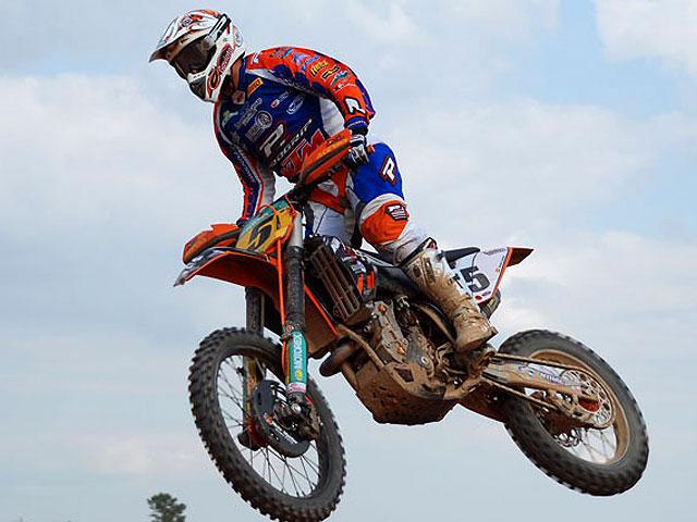 Sven Breugelmans (KTM) vence en Cortelha
