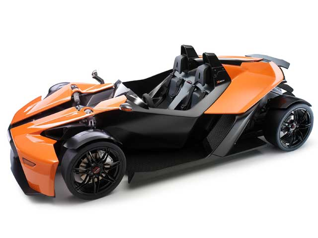Imagen de Galeria de El KTM X-Bow llega al Salón del Automóvil de Madrid
