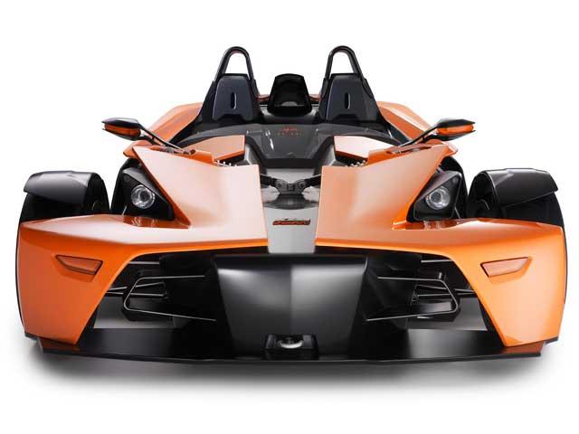 El KTM X-Bow llega al Salón del Automóvil de Madrid