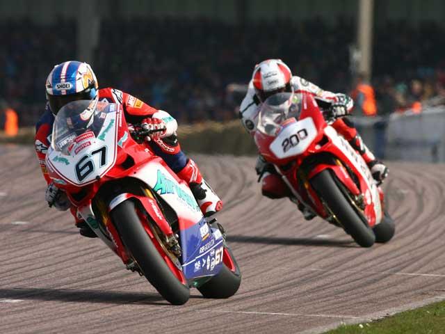 Airwaves Ducati no correrá en Donington