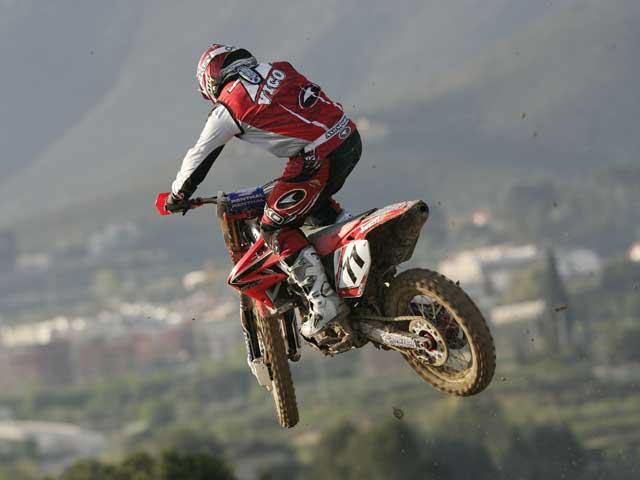 Imagen de Galeria de Álvaro Lozano (KTM) será baja en el Motocross de Murcia