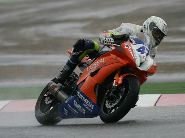 Ángel Rodríguez (Yamaha) victoria indiscutible en Supersport