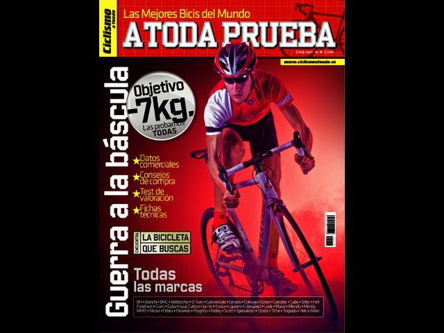 """Especial """"A toda Prueba"""" de Ciclismo a Fondo"""