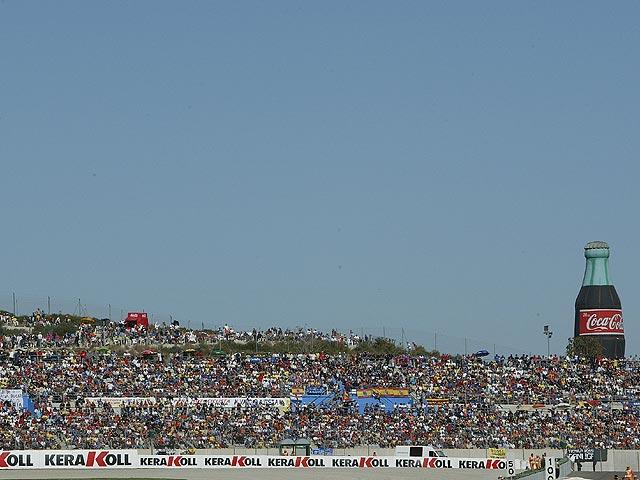 Agotadas las entradas para el GP de Valencia