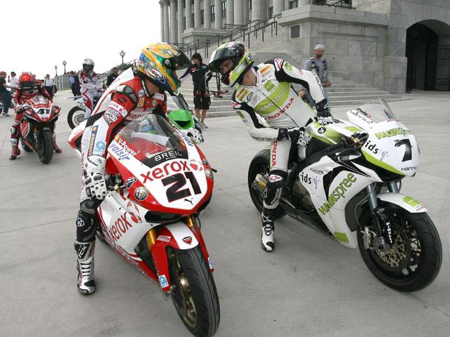 Imagen de Galeria de Superbike en Sant Lake City